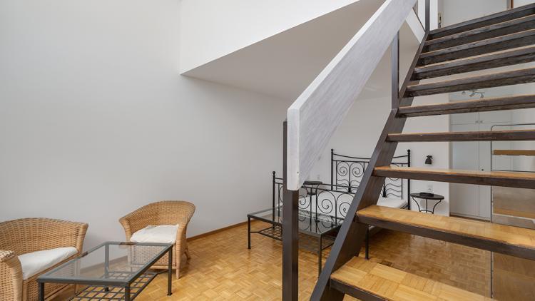 Bel loft studio duplex  - Rinnovato e Ammobiliato
