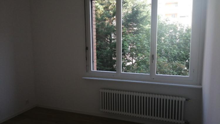 Luminoso 4.5 locali a Lugano Besso - secondo piano