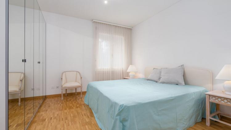 3 locali ammobiliato a Lugano Cassarate