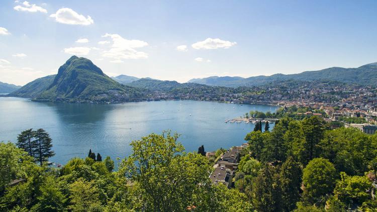 6.5 locali a Lugano Ruvigliana