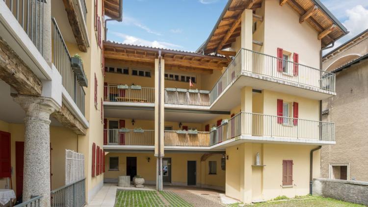 2.5 locali in tipica casa ticinese a Stabio