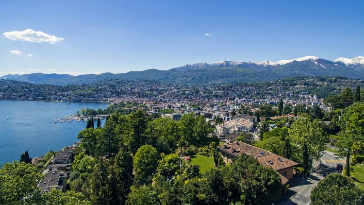 4.5 Locali a Lugano Ruvigliana