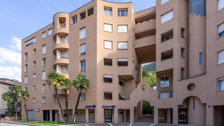 2.5 locali ammobiliato a Lugano Cassarate