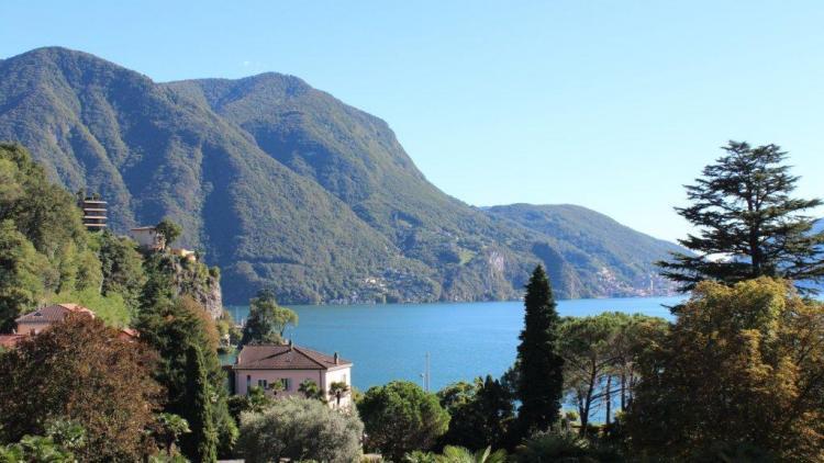 6.5 locali a Lugano Cassarate